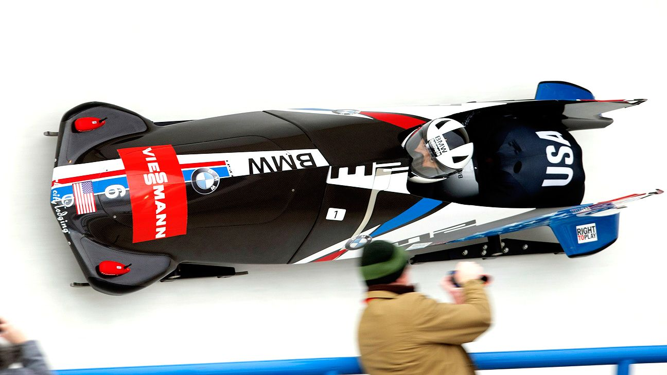 bobsleigh 2018 olympics betting