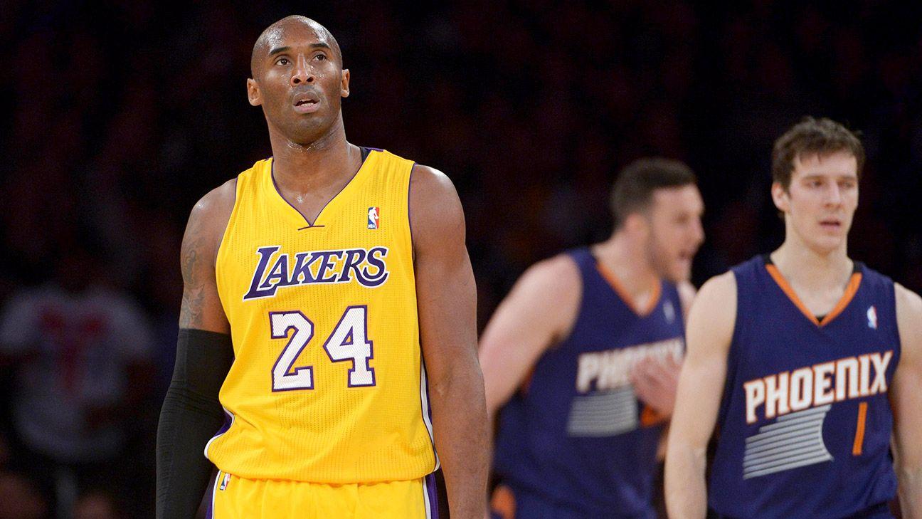 Kobe: Brown remarks 'surprised me'