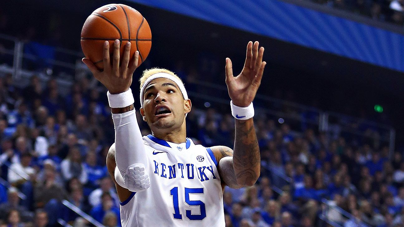 Kentucky Wildcats are going to be massive in 2014-15 - Men ...
