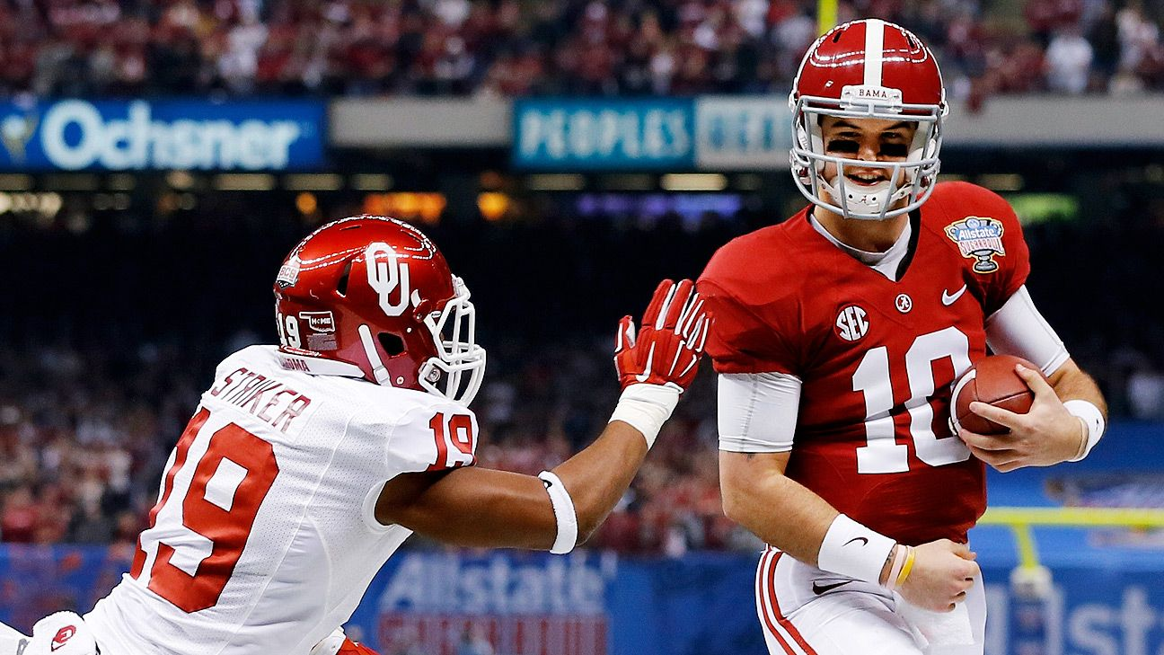 Alabama gets a hard lesson in Big Easy