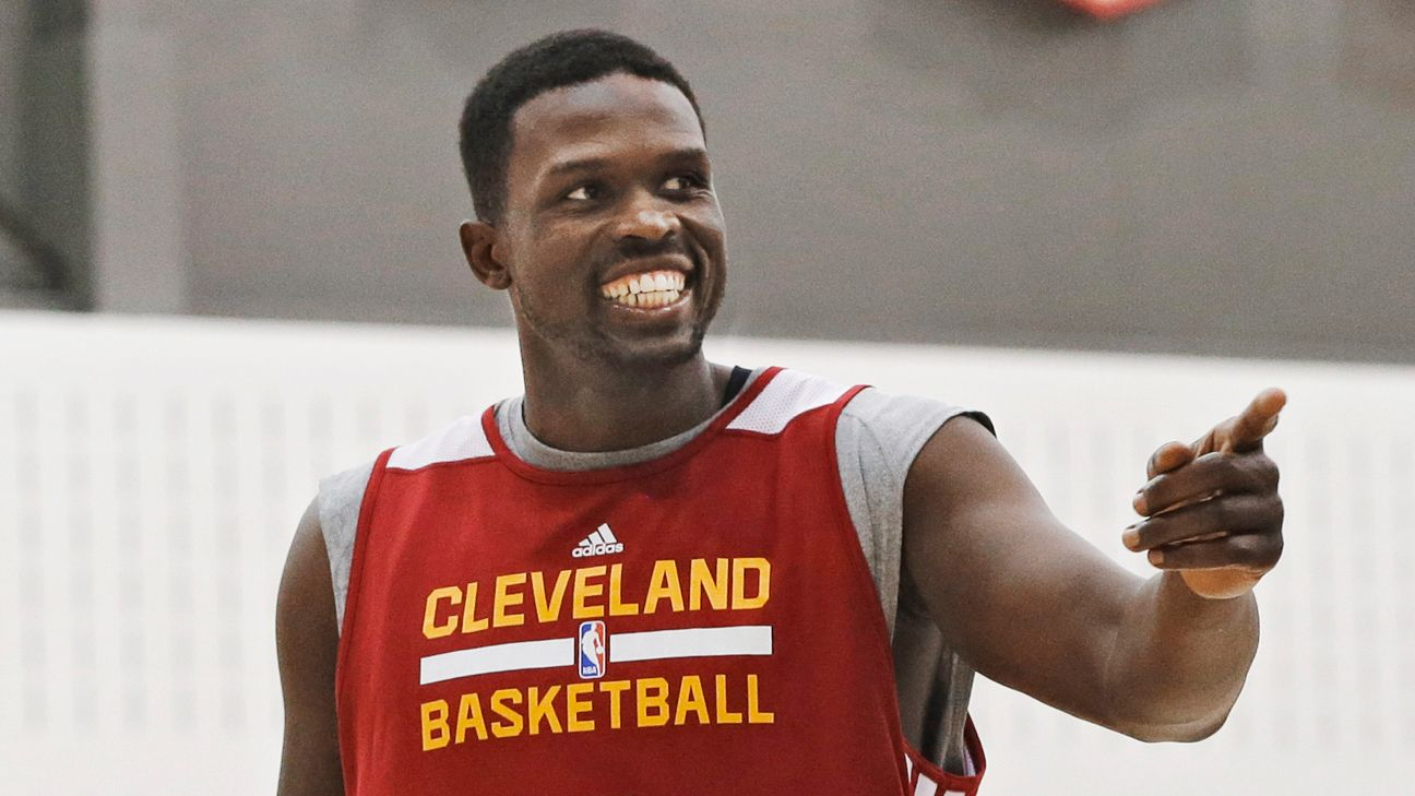 Luol Deng excited about joining Cavs