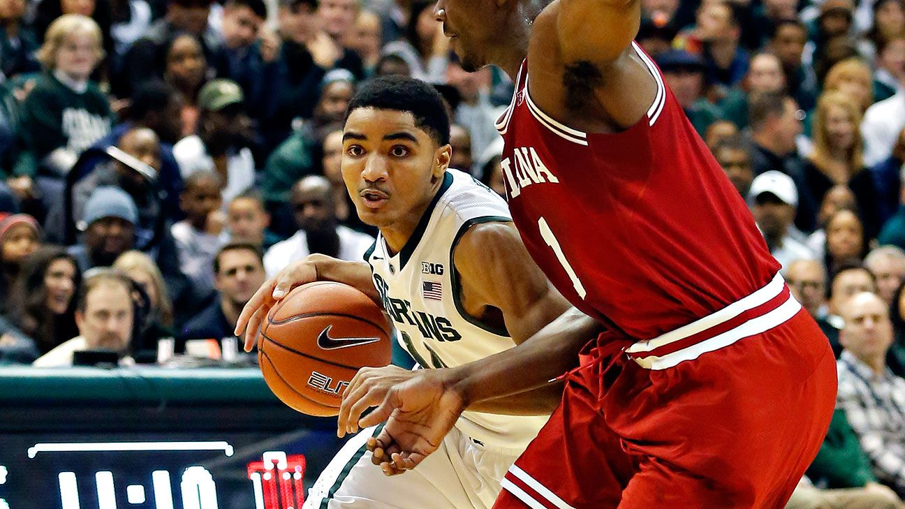 Michigan State Spartans good but not complete in victory ...