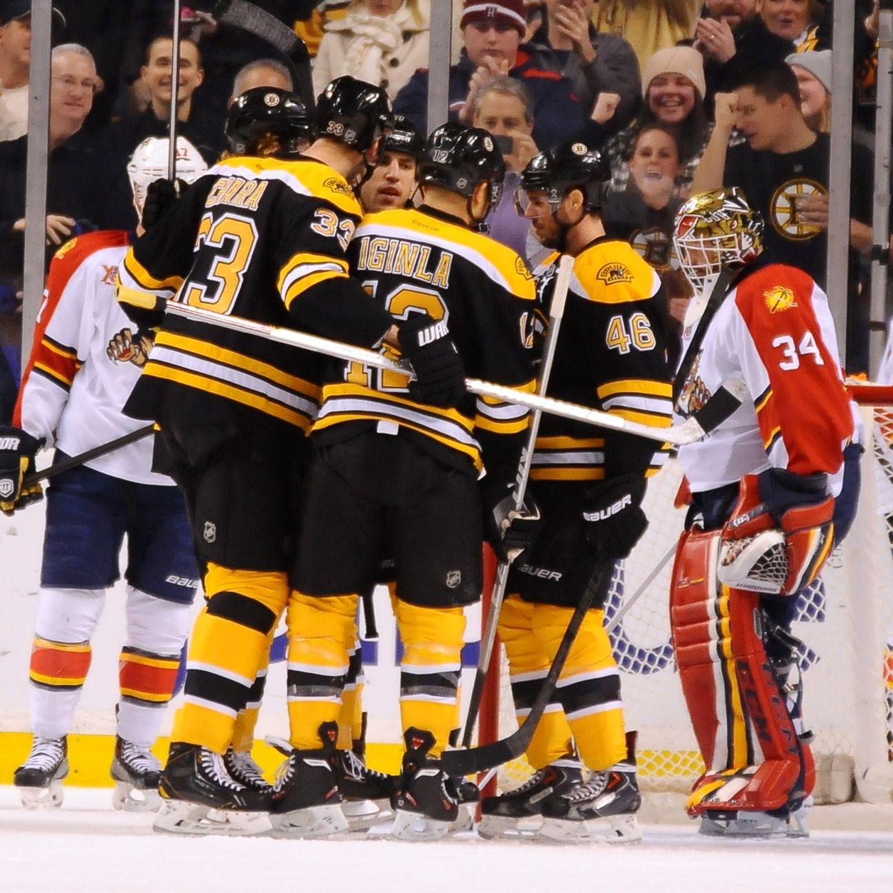 Boston Bruins Stay Focused On Task At Hand