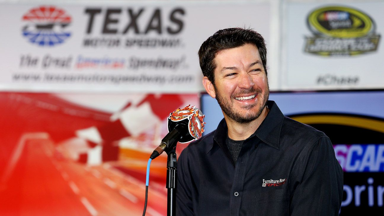 furniture row extends martin truex jr switches to toyota