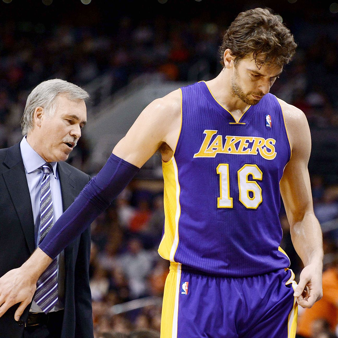 Lakers Player Reviews: Pau Gasol