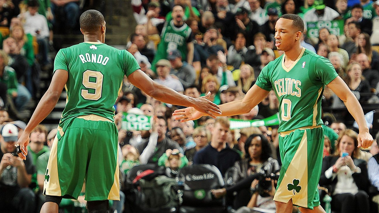 Need to see more of Rondo/Bradley