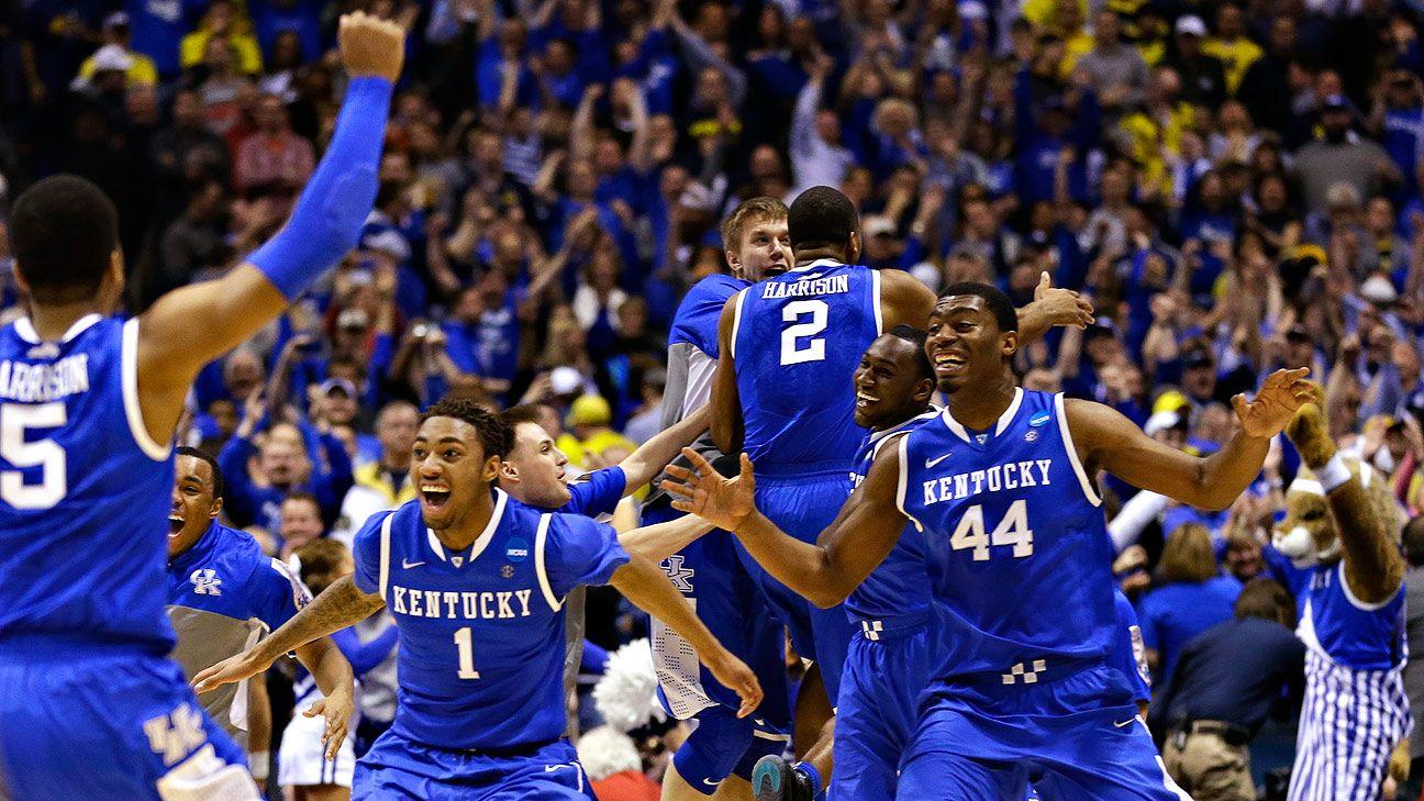 What S So Special About Kentucky Basketball: 2014 NCAA Tournament: Kentucky Wildcats Coach John