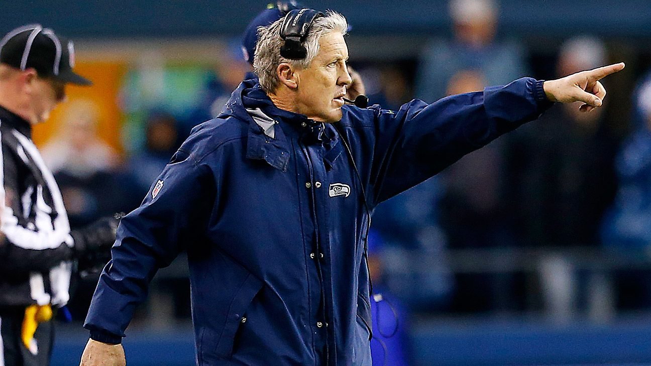 the story of pete carroll written  enduring professional relationship with seahawks coach pete carroll   would be the story the once-aspiring journalist would love to write.