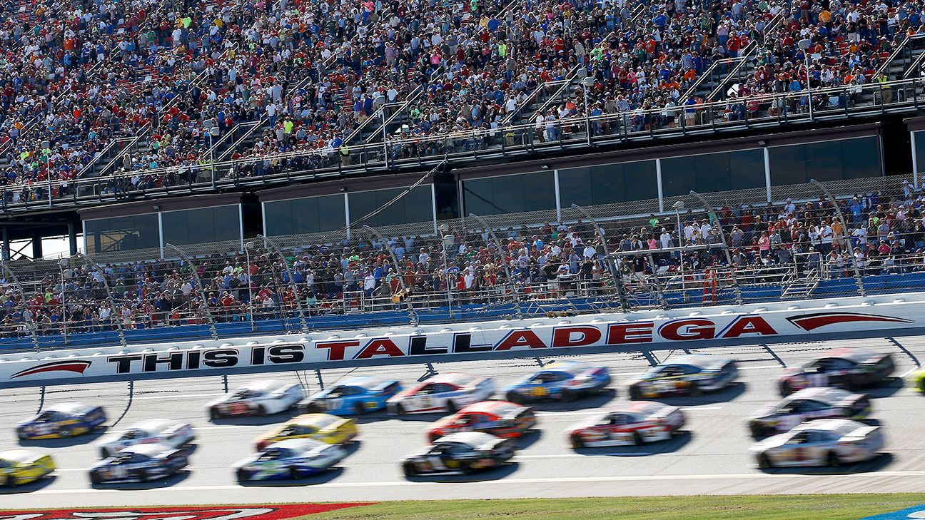 Savings begin Friday for Talladega grandstand seating