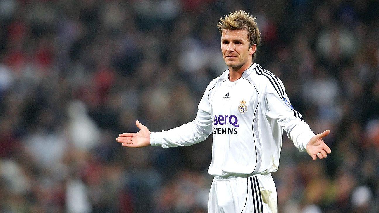 David Beckham to become Real Madrid ambassador ...
