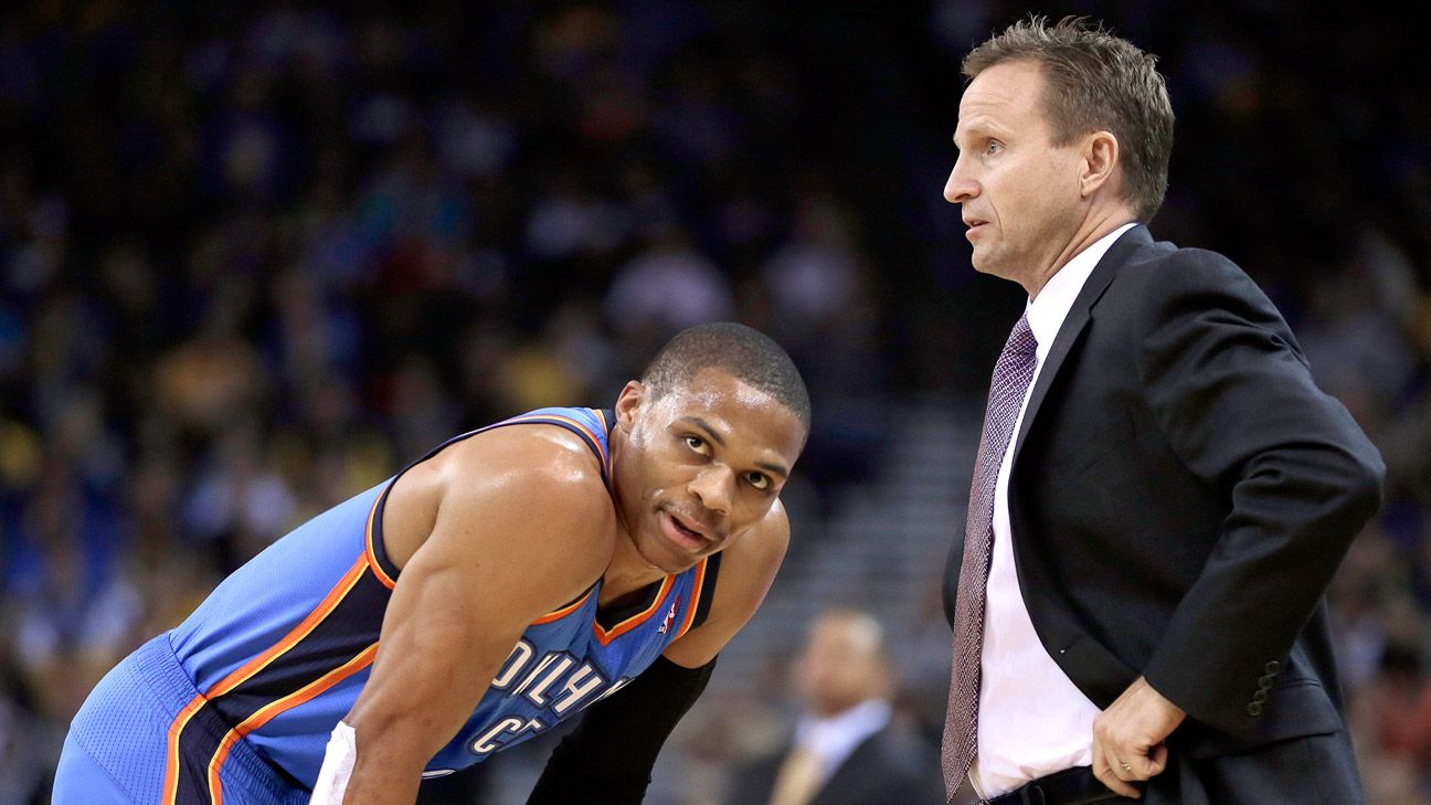 Thunder Fire Head Coach Scott Brooks; Ollie, Donovan Linked