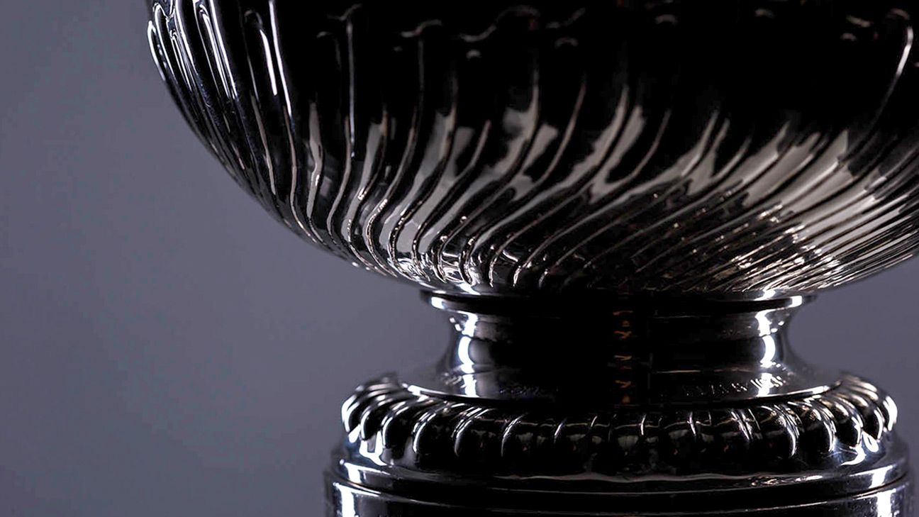 an introduction to the history of stanley cup playoff The stanley cup was the creation of sir frederick arthur stanley, lord of preston and the 16th earl of derby stanley was of noble birth, the son of a three-time prime minister of england.