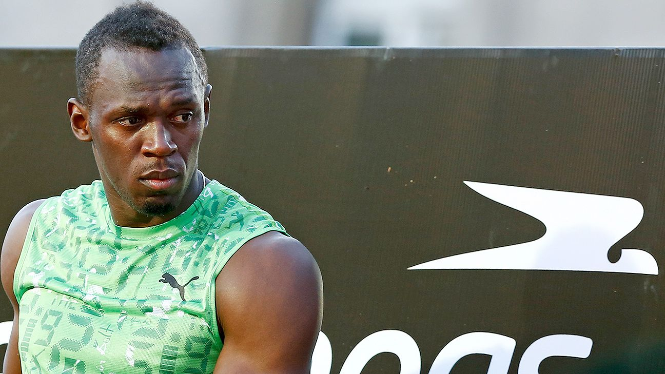 Usain Bolt ends 2014 season early