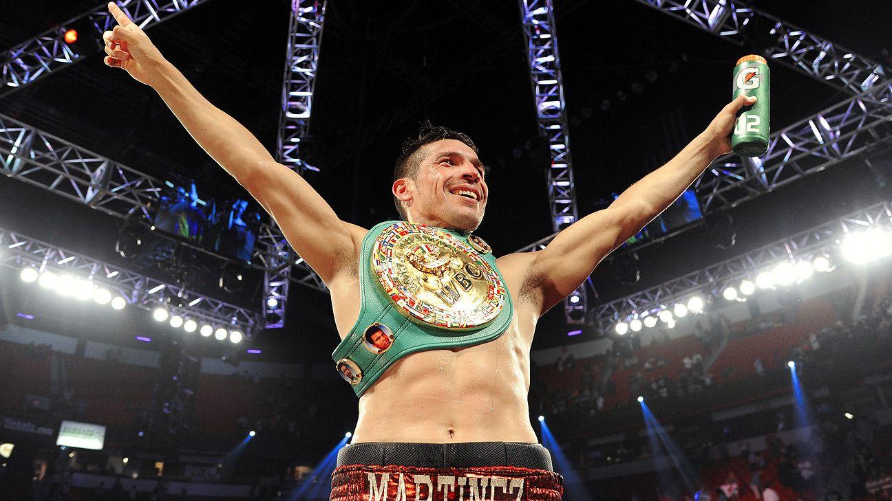 Sergio Martinez will continue to fight