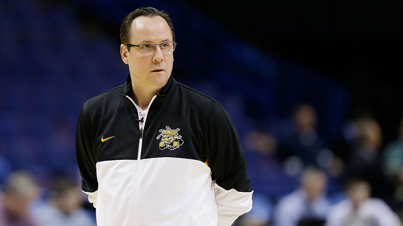 Wichita State Shockers coach Gregg Marshall demands anger, intensity - Men's College Basketball ...