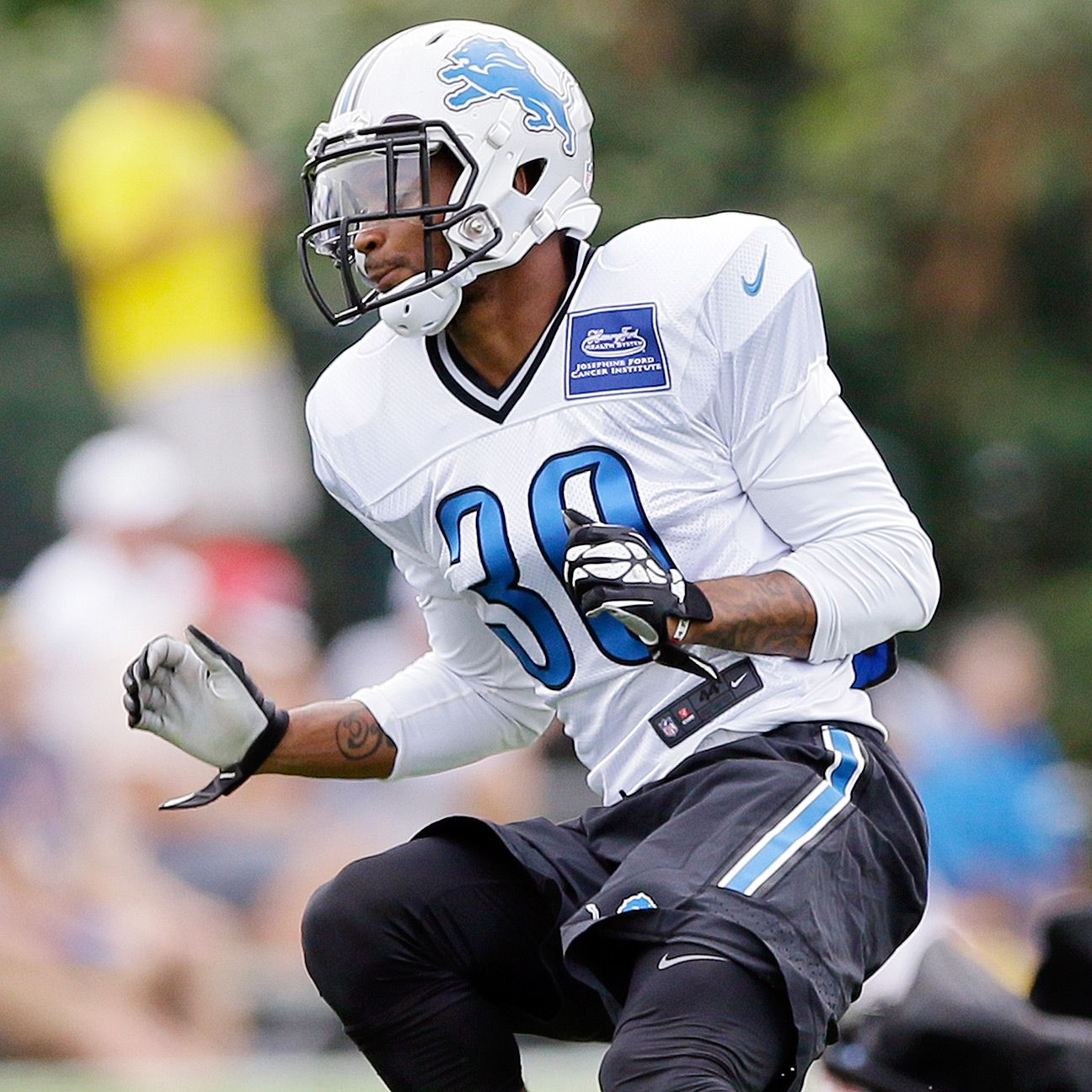Darius Slay Alex Carter Players To Watch In Detroit Lions