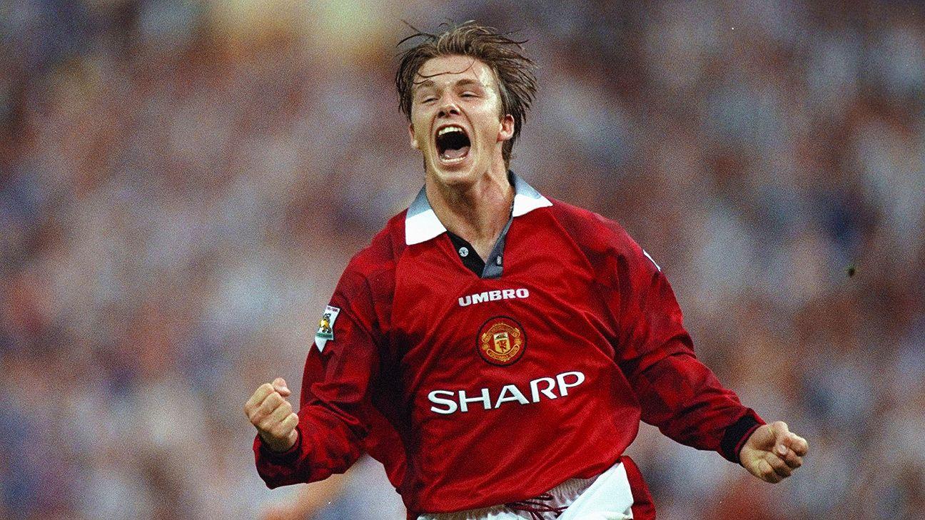 David Beckham: Manchester United's Class of '92 was best ...