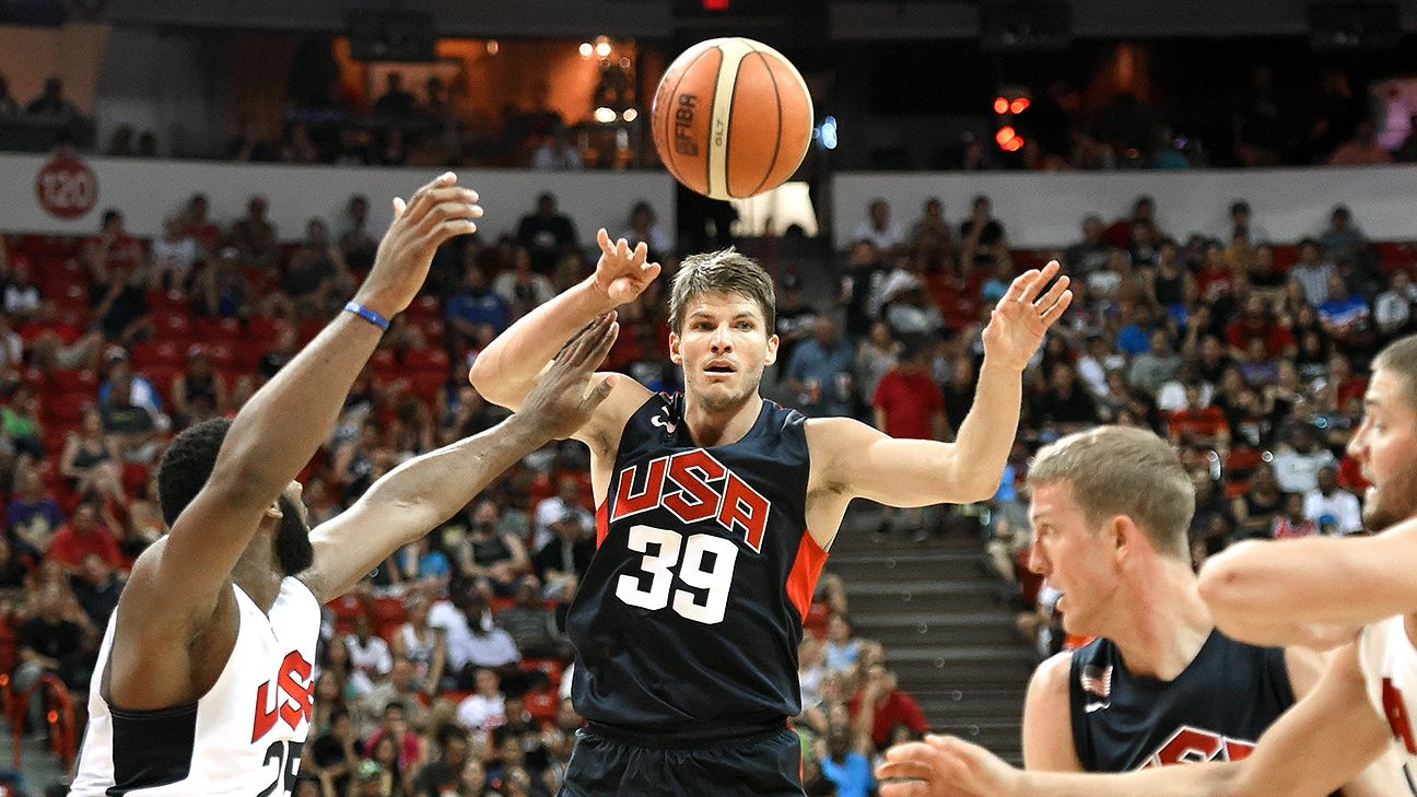 Kyle Korver in unlikely position with Team USA - Chicago ...