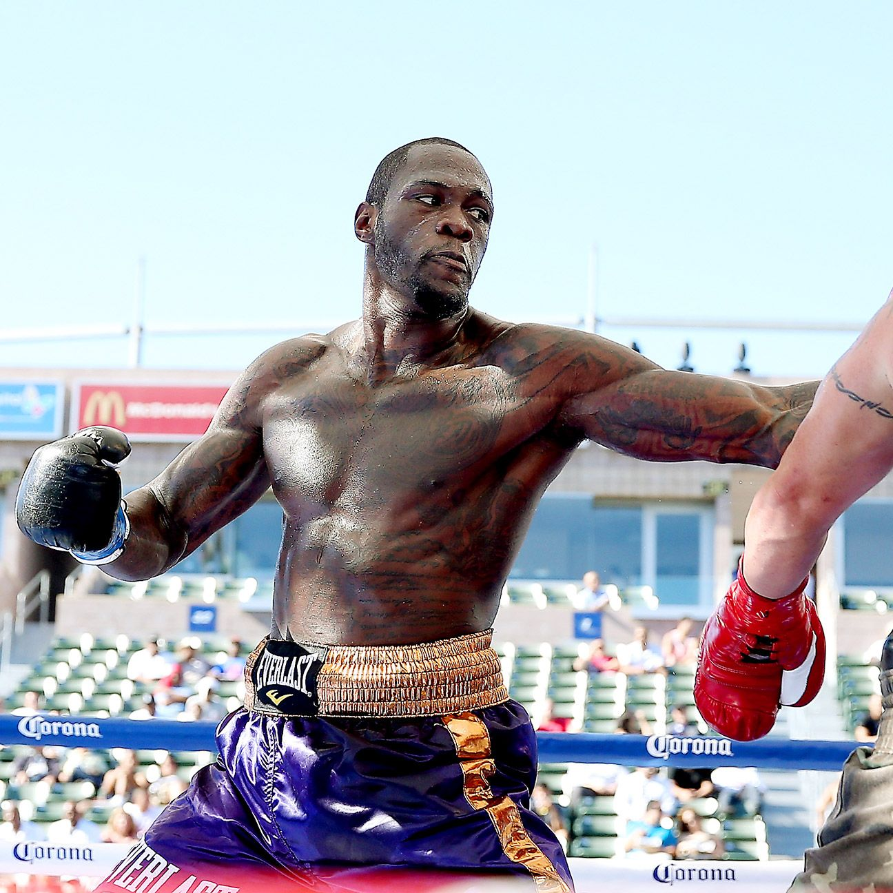 Tuscaloosa Native Deontay Wilder To Make First Title