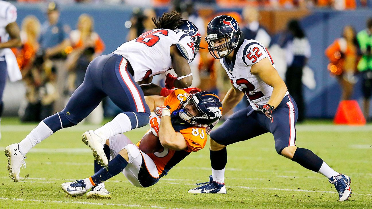 Another concussion for Wes Welker