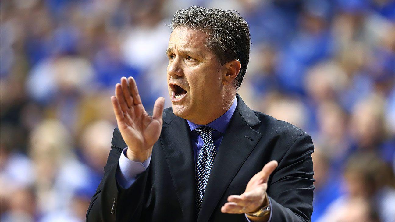 Kentucky Basketball Coach John Calipari Previews 2016 17: John Calipari Excited About Kentucky Wildcats' 2016-17