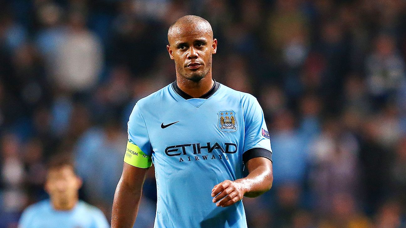 Manchester City must beat CSKA Moscow home and away Vincent Kompany