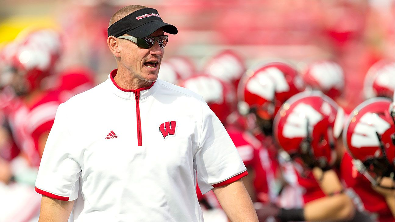 Why are coaches leaving Wisconsin?