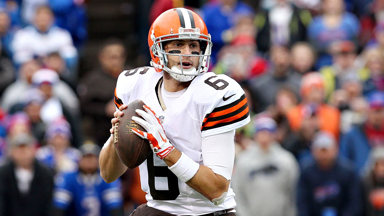 Brian Hoyer: All options are open
