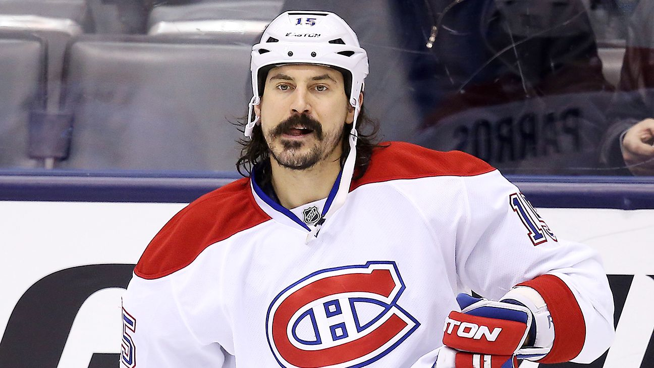 George Parros NHL Former enforcer George Parros is staying busy and has plenty