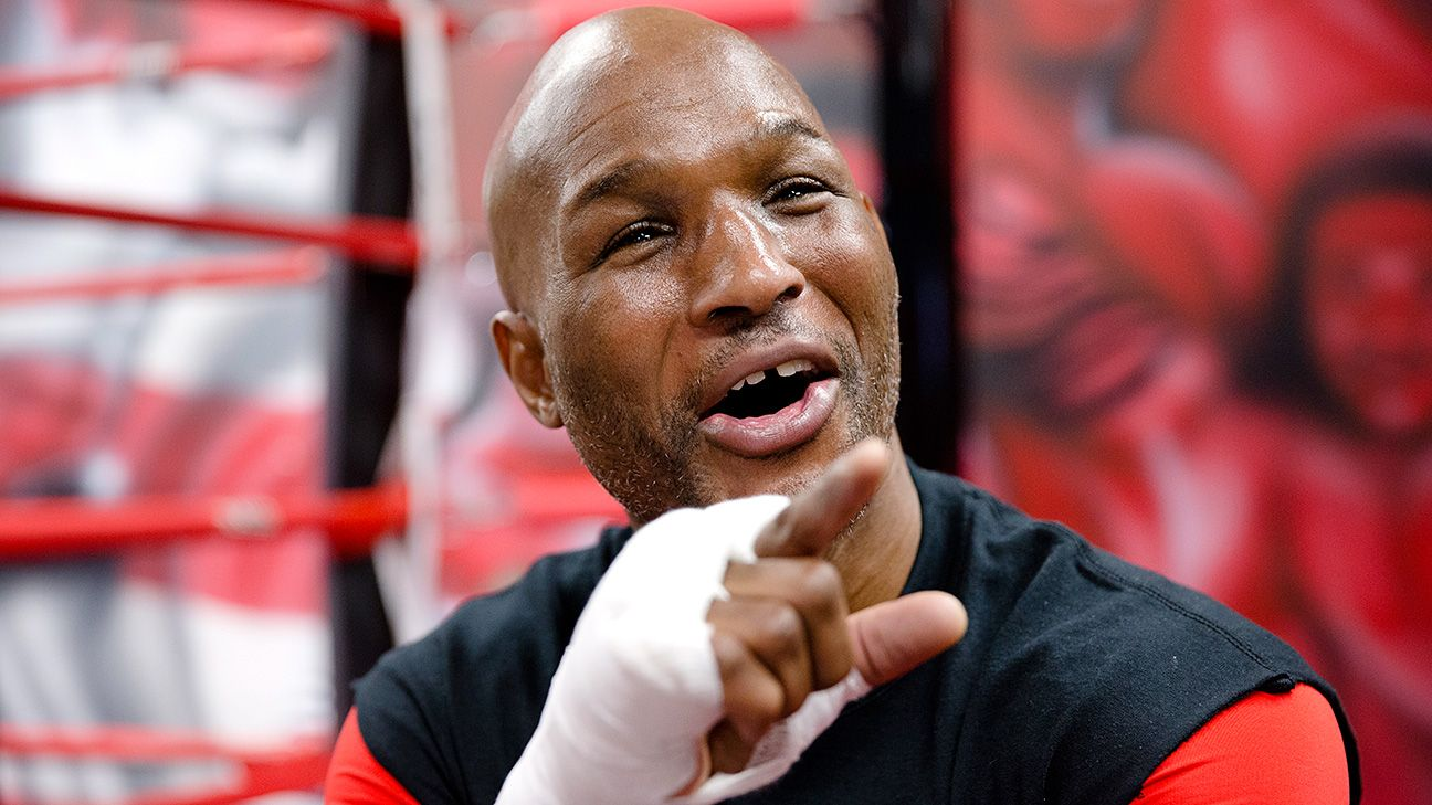Bernard Hopkins to close out boxing career with bout against Joe Smith