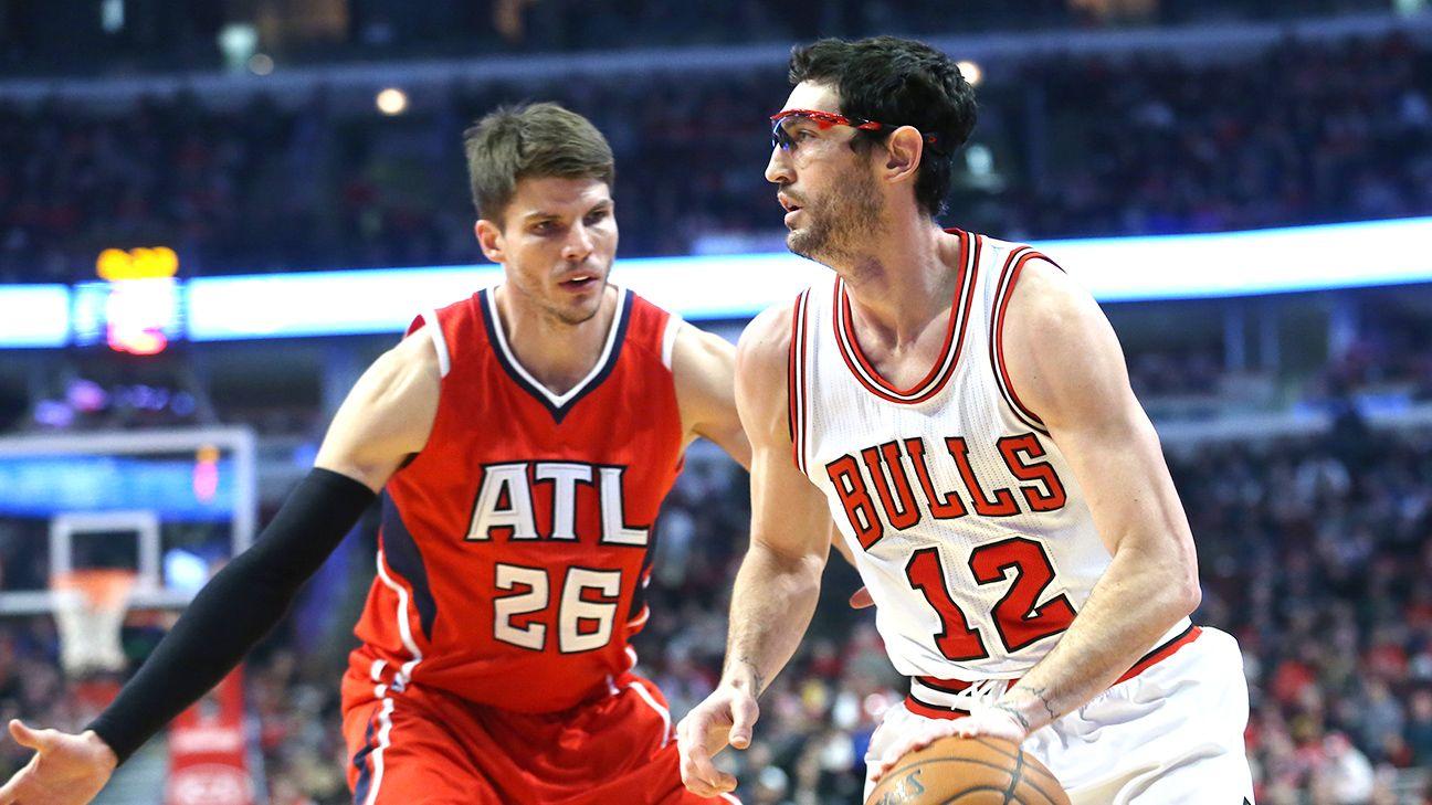 Chicago Bulls deal Kirk Hinrich to Atlanta Hawks for ...