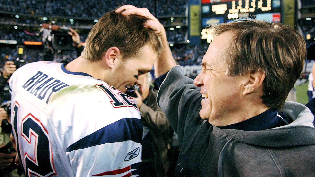 the brady bill Espn releases a report on a 'power struggle' between tom brady, bill belichick, and robert kraft albert breer explains why he isn't surprised.