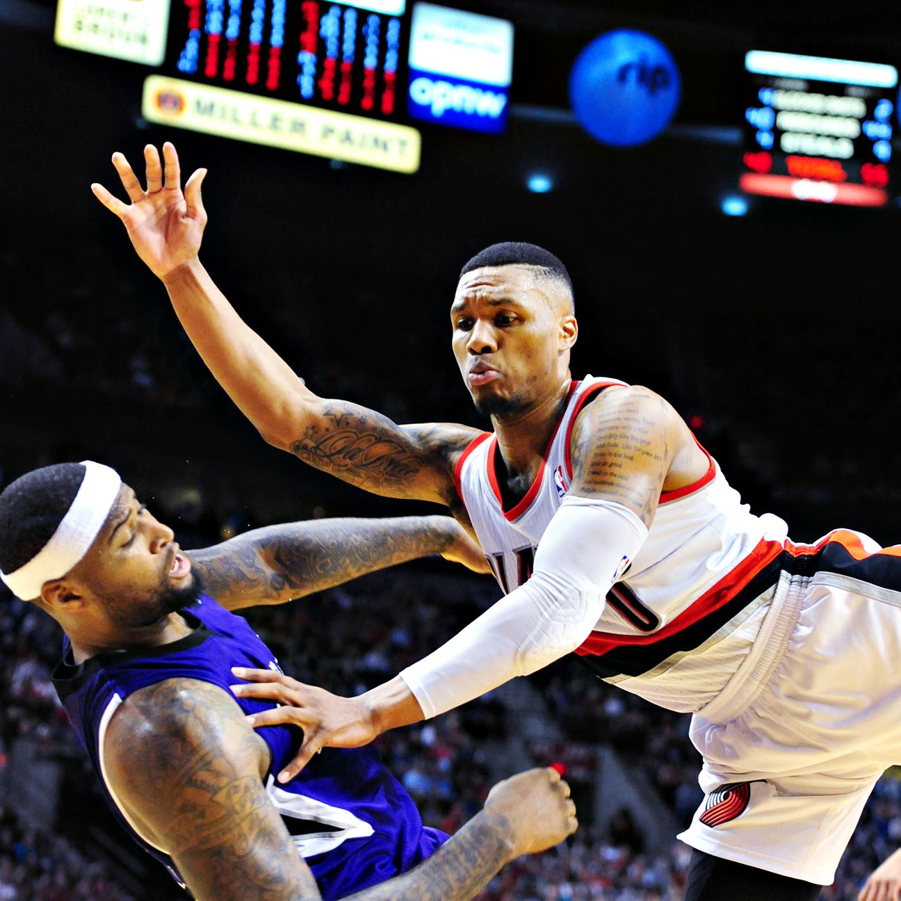 Damian Lillard Agrees To 5-year, $120 Million Extension