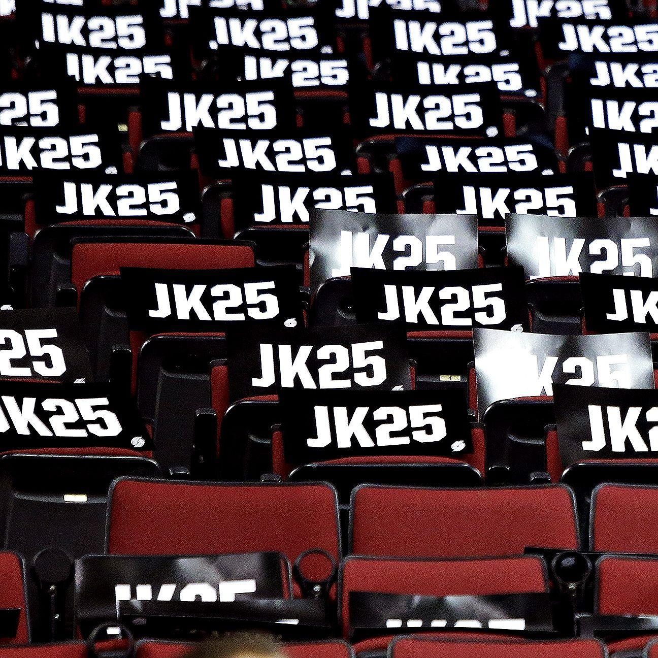 Portland Trail Blazers Contracts: Portland Trail Blazers Honor Late Ex-Blazer Jerome Kersey