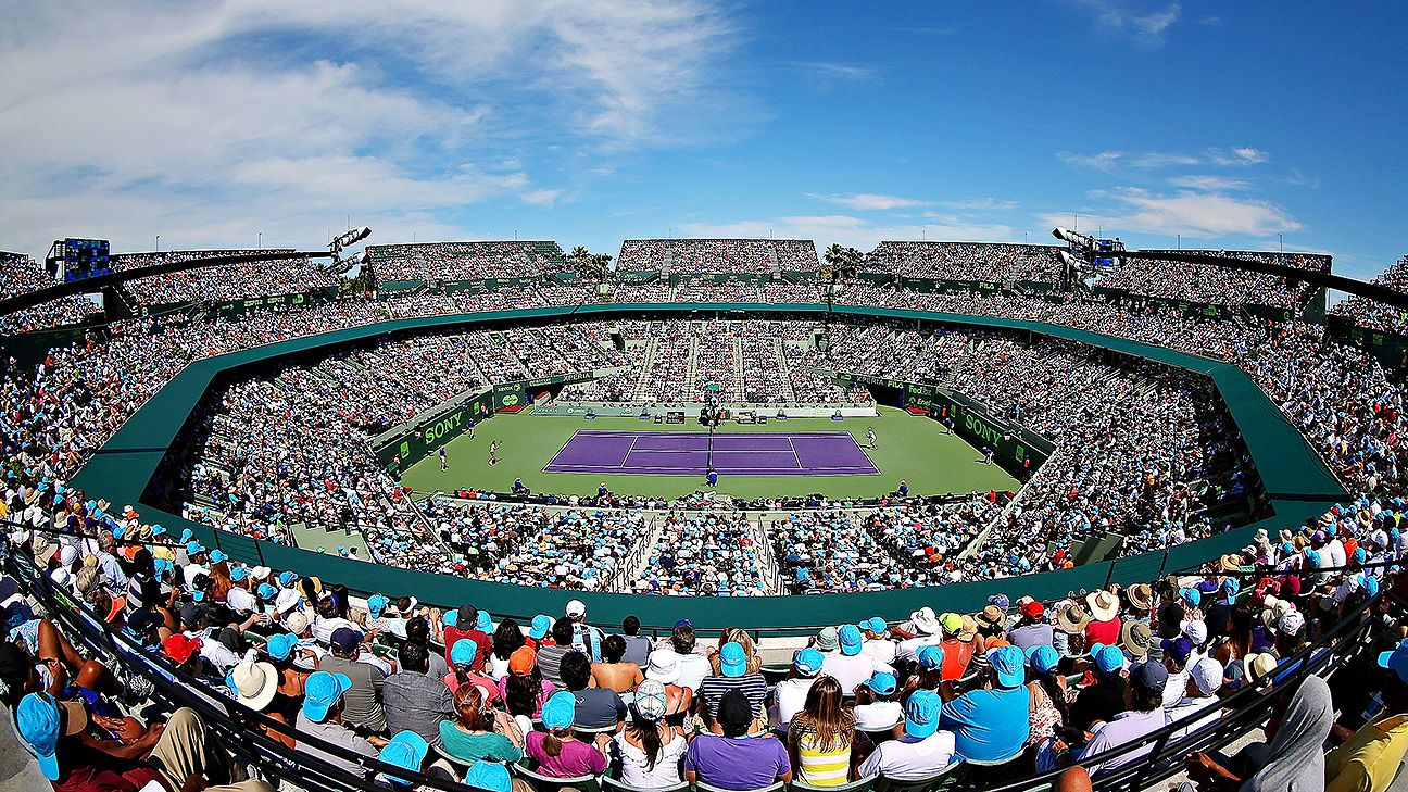 Racket Science The Dramatic Indian Wells Miami Open Role