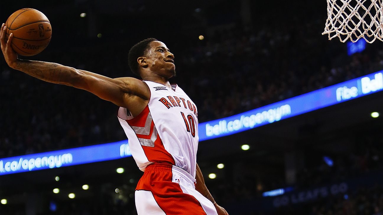NBA: Q&A with Toronto Raptors' DeMar DeRozan