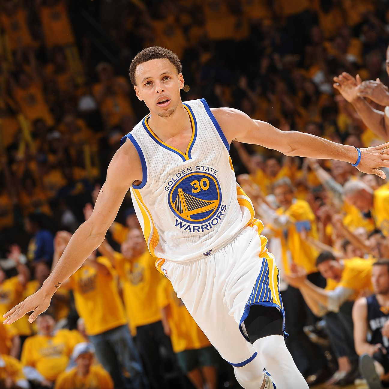 Nba Stephen Curry: Stephen Curry Of Golden State Warriors Named NBA Most