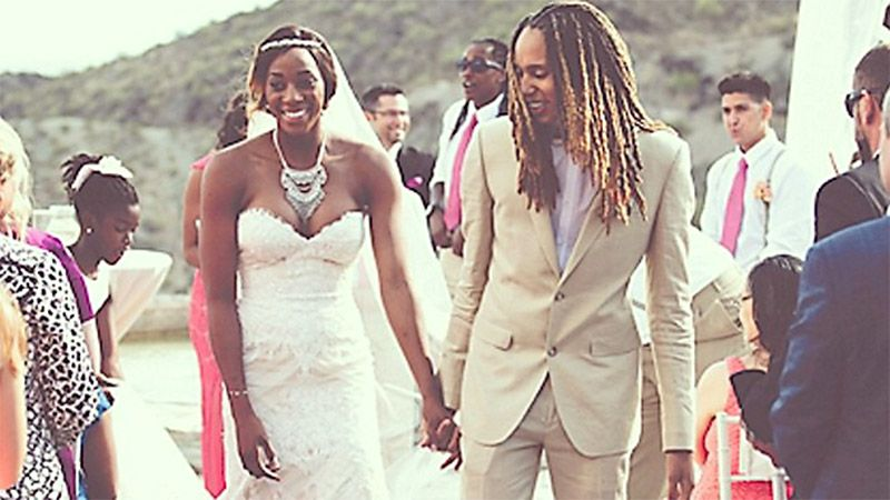 Brittney Griner files to have marriage to Glory Johnson annulled