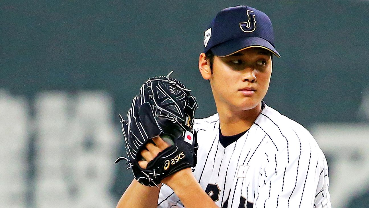 Shohei Otani eyeing move to MLB after 2017 season