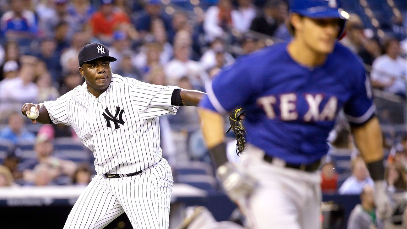 Michael Pineda, Yankees can get four outs, but not five ...