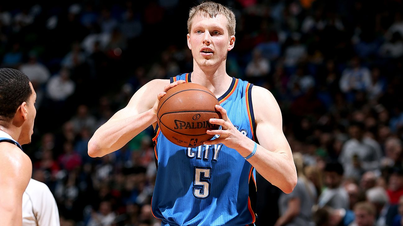 Kyle Singler, Oklahoma City Thunder agree to five-year deal