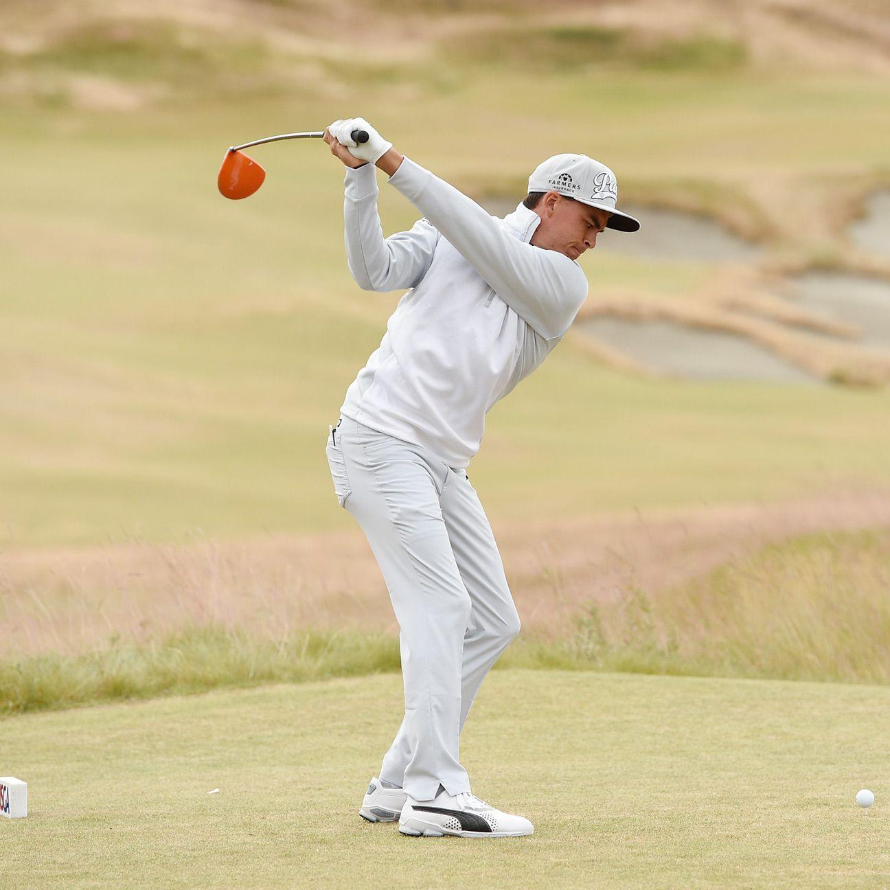 Michael Collins' top 25 U.S. Open rankings