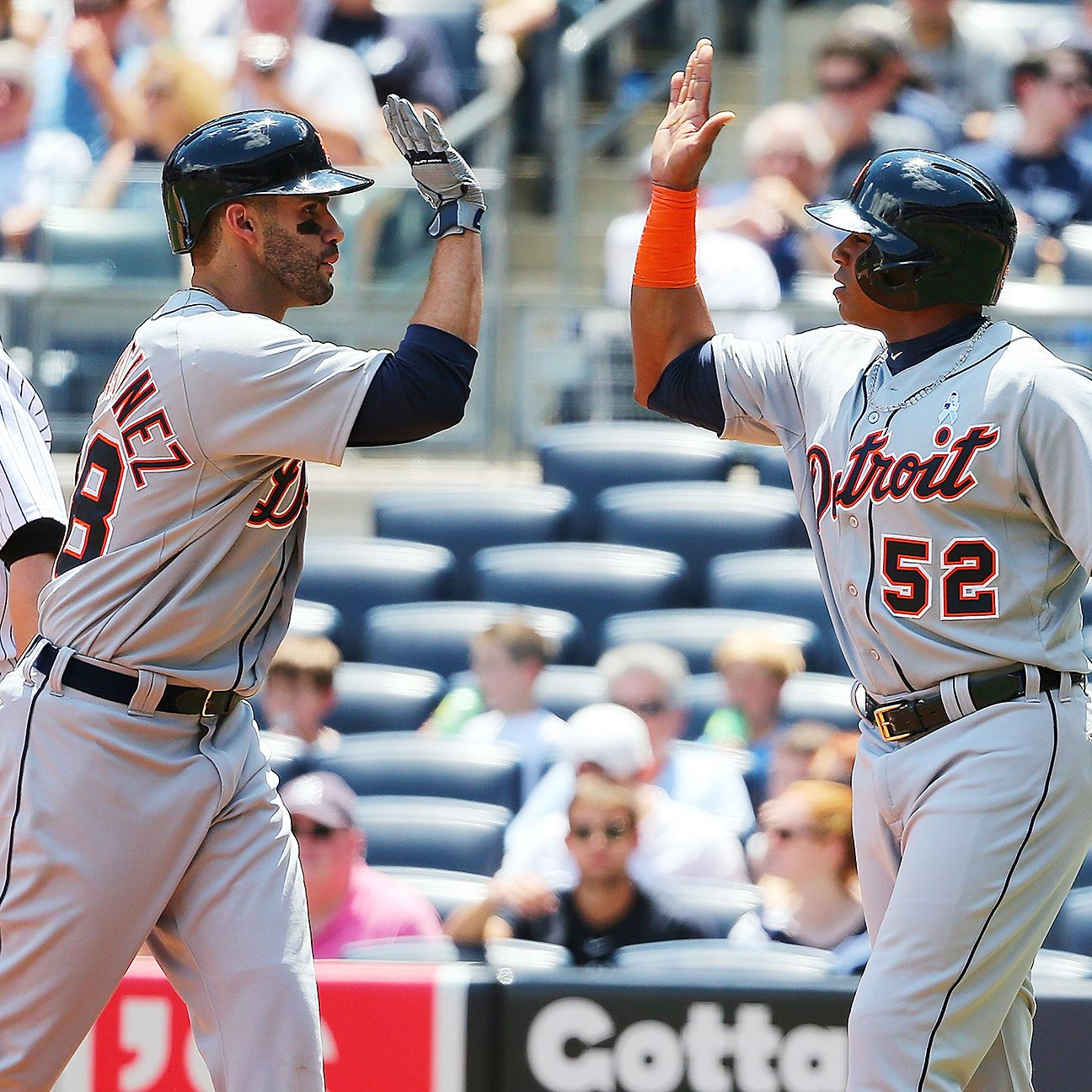 J.D. Martinez Of Detroit Tigers Goes On Homer Binge