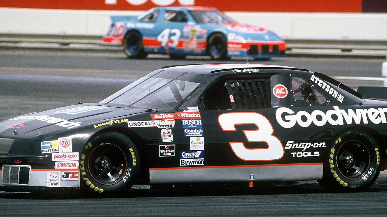 NASCAR fan tribute cars: Good, bad, and ugly