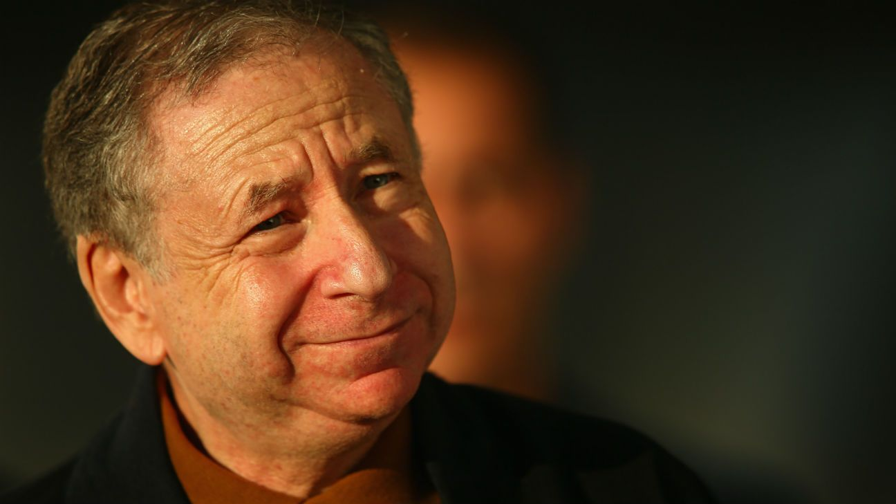 FIA president Jean Todt disappointed by Ferrari veto