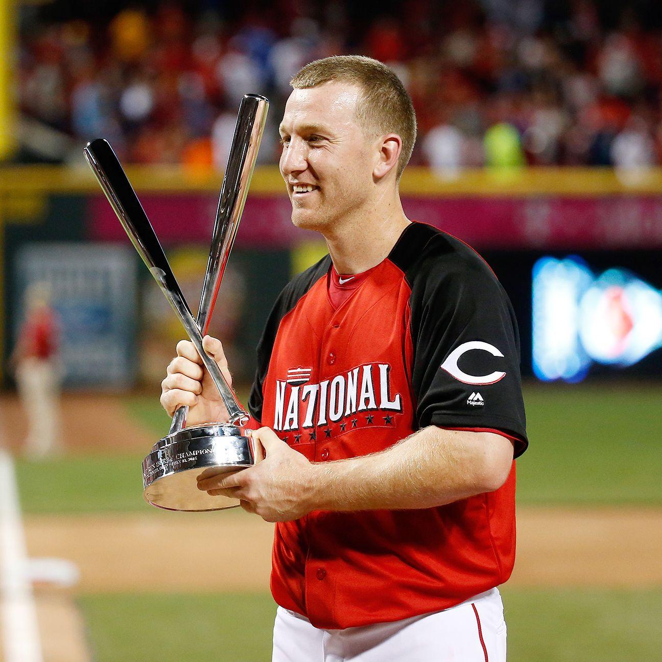 Cincinnati Reds star Todd Frazier wins Home Run Derby