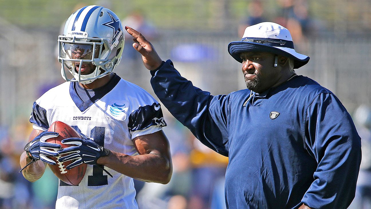 Joseph Randle trying to earn Dallas Cowboys trust with toughness, maturity