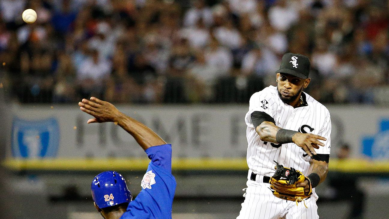 White Sox's first order of business: Shortstop