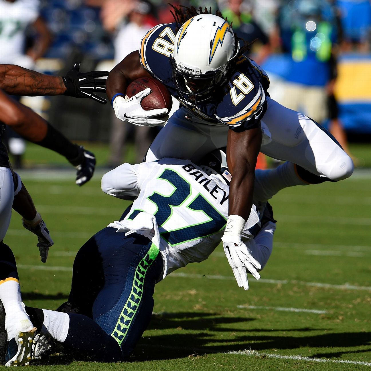 San Diego Chargers Attendance: San Diego Chargers RB Melvin Gordon Needs To Hit The Turbo