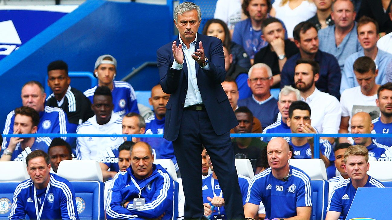 Mourinho must sort chelsea slump before fans start to question him